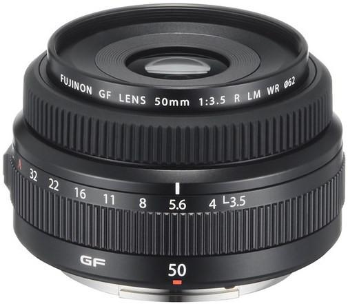 FUJINON GF 50mm F3.5 R LM WR