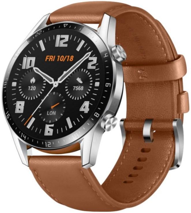 Huawei Watch GT 2 46mm Pebble Brown - Classic Ver