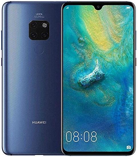 Huawei Mate 20 X EVR-AN00 256GB Blue - 5G + FREE Huawei M-Pen & Smart View Phone Cover