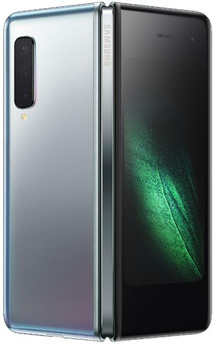 Samsung Galaxy Fold F9000 Dual Sim 512GB Silver (12GB RAM)